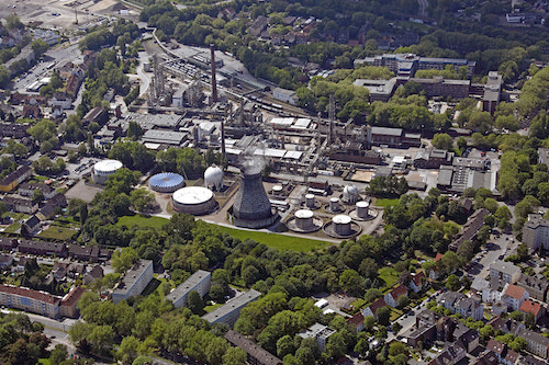 INEOS Enterprises Solvents Herne