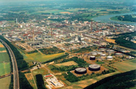 INEOS Oligomers Sites Koeln Germany