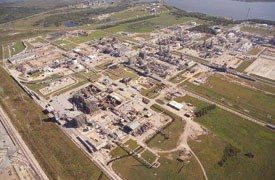 INEOS Oligomers Sites La Porte USA