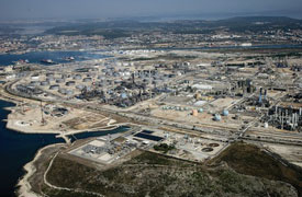 Ineos oligomers lavera france sites for How far is la porte tx from houston tx