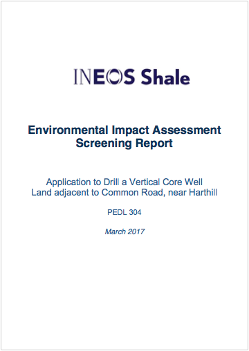 INEOS screening report – PEDL 304 Harthill FINAL [March 2017].pdf